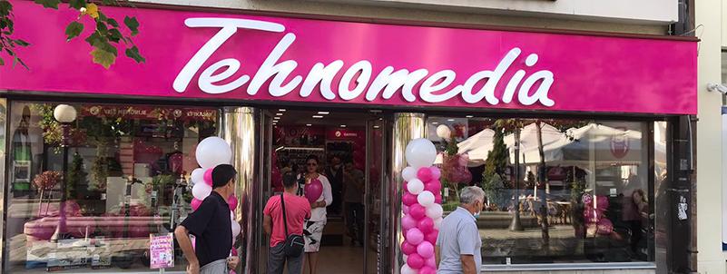 Svečano otvorena nova Tehnomedia prodavnica u Kragujevcu