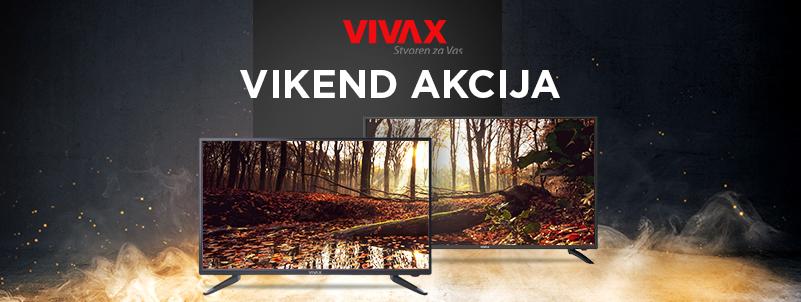 Vikend Vivax TV akcija
