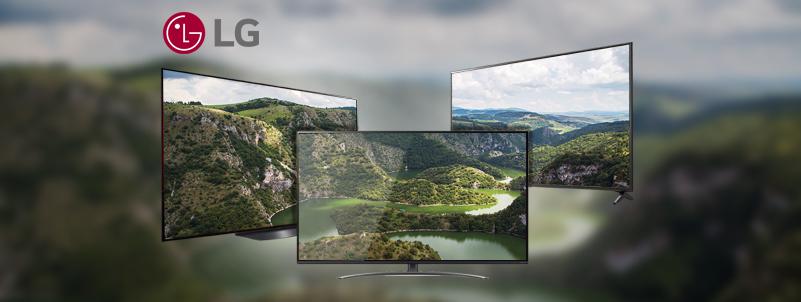 5 godina sigurnosti sa LG televizorima