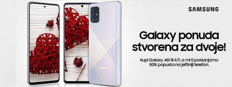 Samsung za dvoje