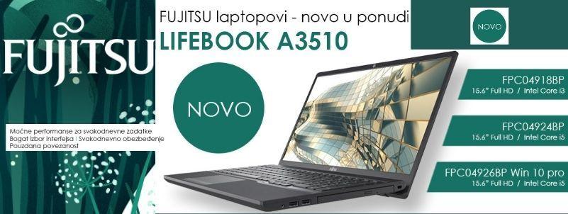 Odličan izbor – FUJITSU laptop