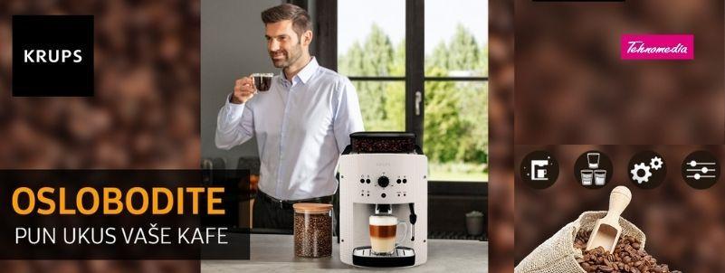 Moćan Krups aparat za espresso