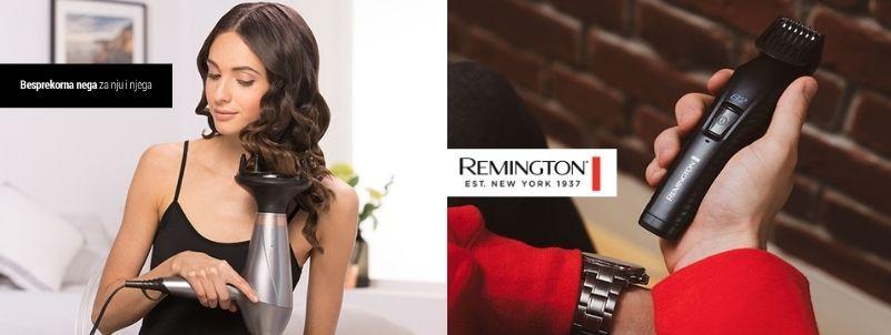 Remington nega, za nju i njega