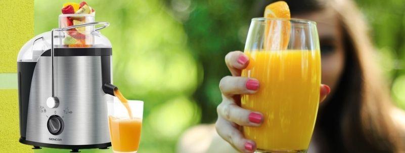 Sokovnik za osveženje i zdravlje u čaši