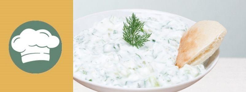 Tzatziki sos