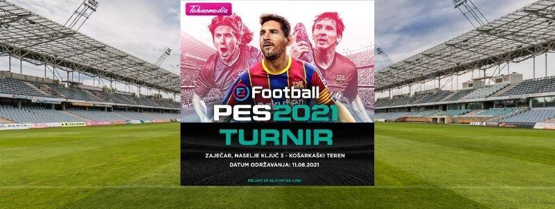 Tehnomedia PES 2021 turnir u Zaječaru