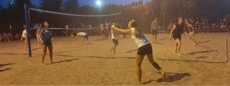 Turnir u odbojci na pesku