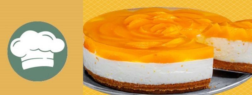 Tehnomedia torta sa breskvama