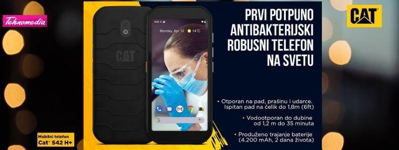Prvi antibakterijski pametni telefon na svetu