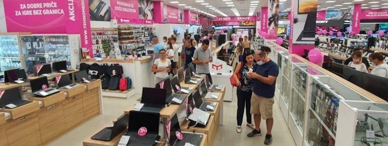 Otvorena nova Tehnomedia prodavnica u Pančevu